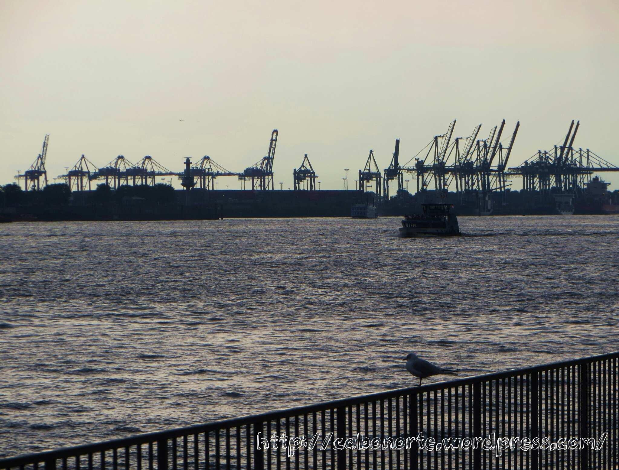 Puerto de Hamburgo