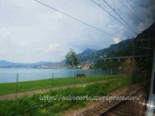 Lago Leman, Suiza