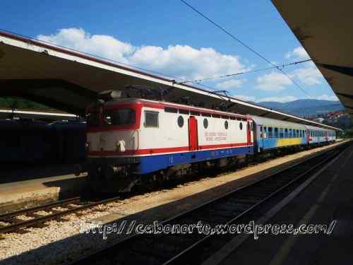Tren de Bosnia