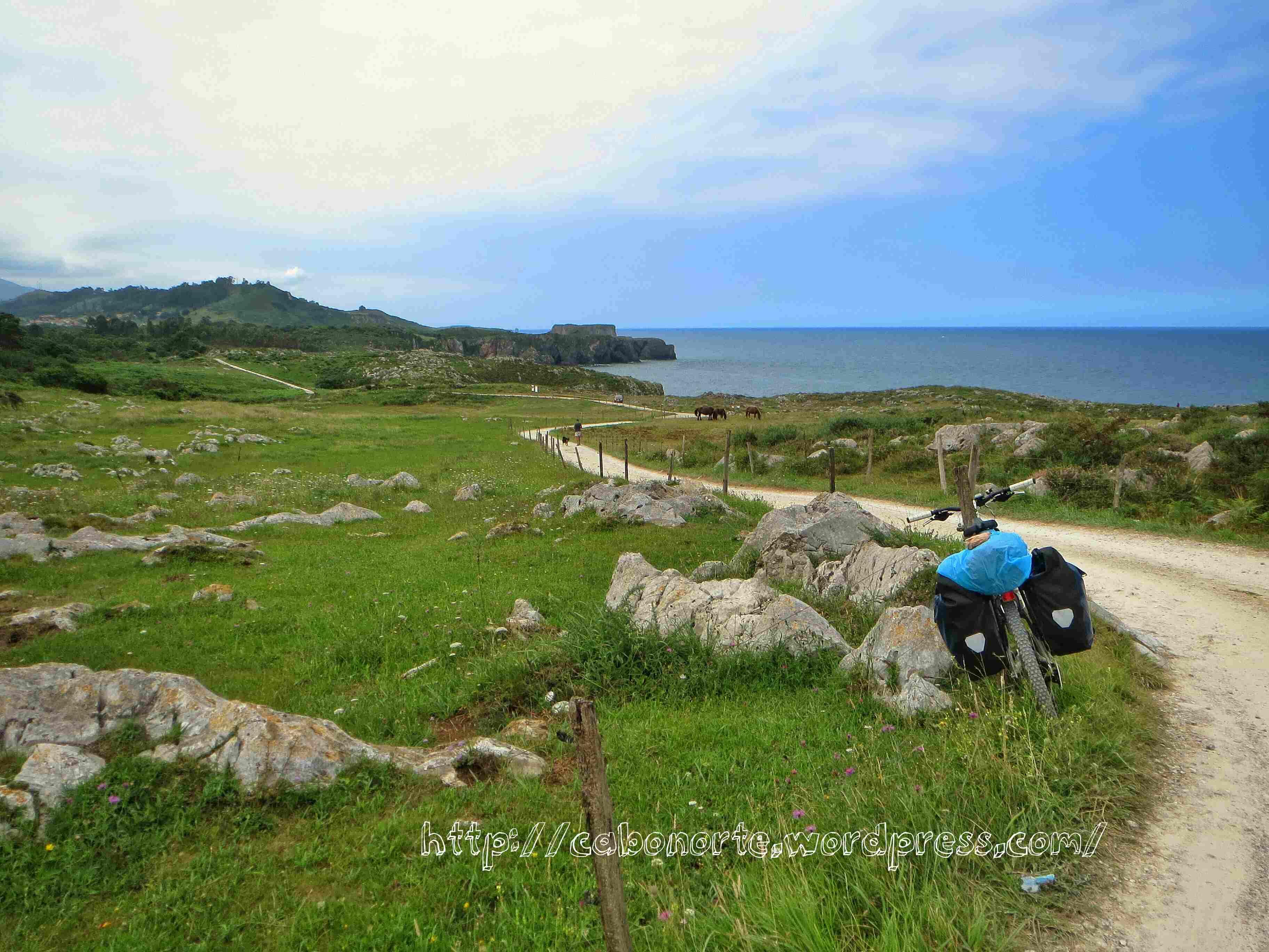 Por la GR AS 19 en Asturias