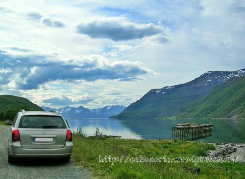 Noruega, julio 2009
