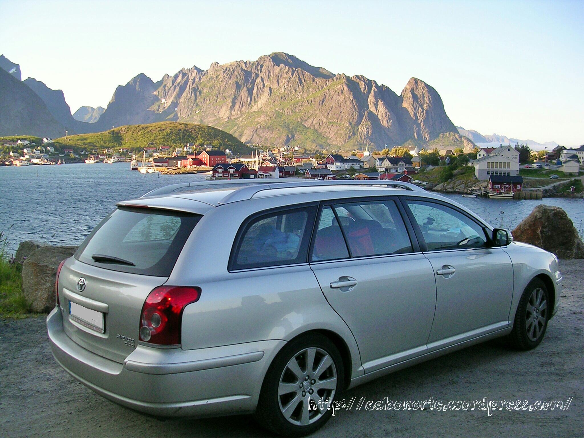 Islas Lofoten, Noruega, julio 2009
