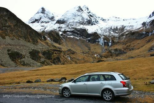 Pirineos franceses, diciembre 2011