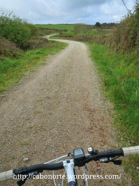 El Camino en tierras de Dumbría