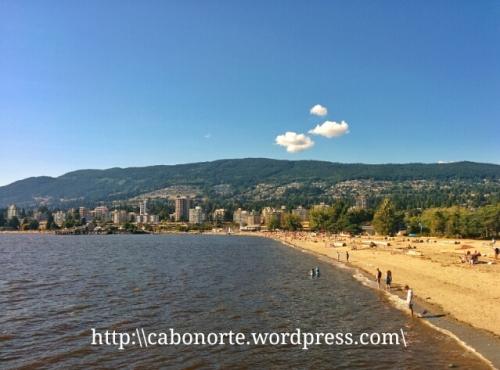 Praias en West Vancouver