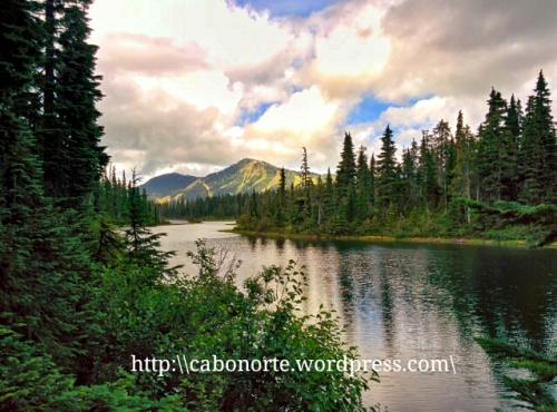 Preto do Lago Helen Mackenzie, Illa Vancouver