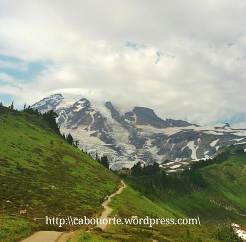 Camiños no Parque Nacional