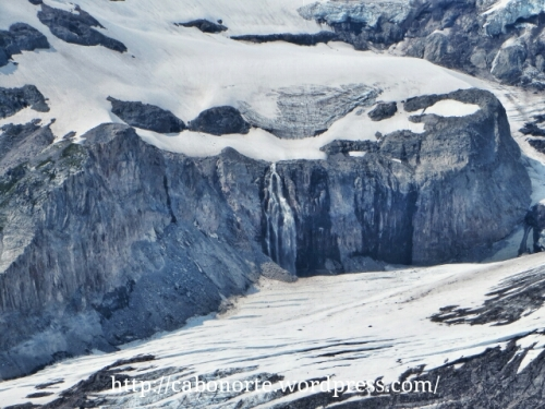 Fervenza no Monte Rainier