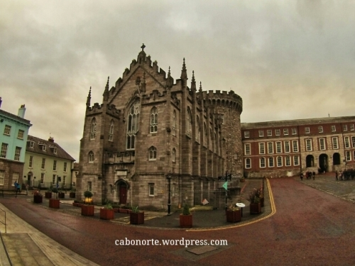 Castelo de Dublín