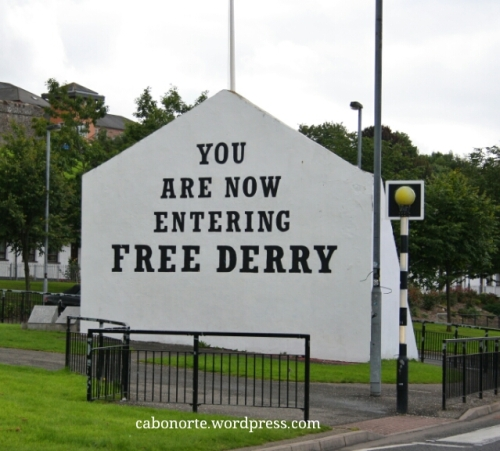 Entrando no Derry libre