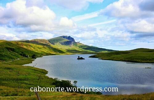Illa de Skye, Escocia