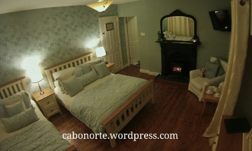 Interior dun bed and breakfast