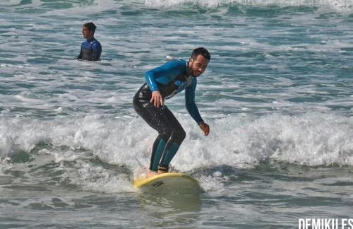 Surfeando en Razo